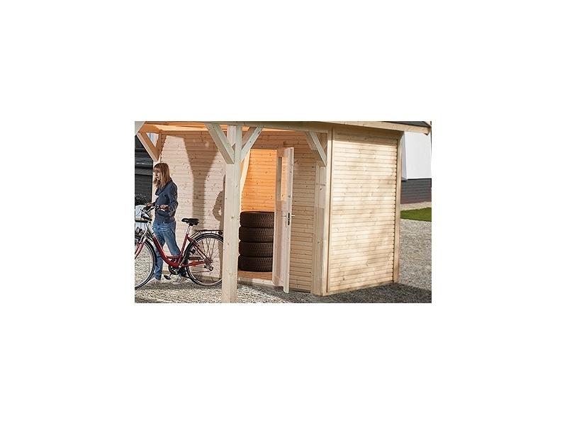 Lagerraum LH-Carports Gr. 2
