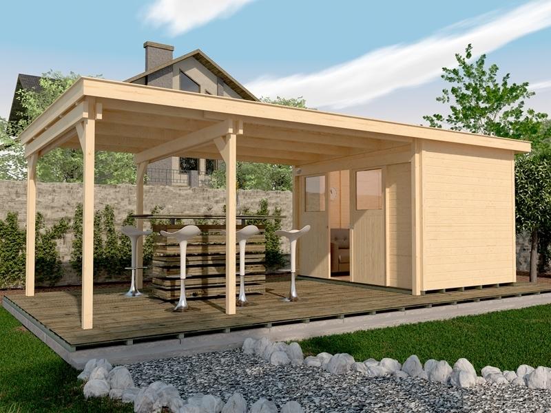 BBH Lounge-Haus 225 Lounge 450 205 x 299 cm Lounge 450 cm